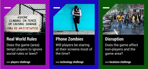 Real World Rules, Phone Zombies, Disruption